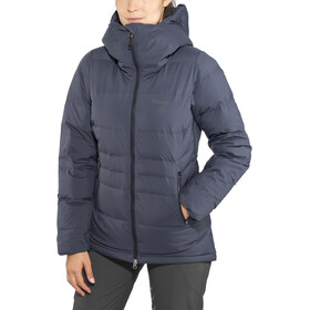 Bergans Stranda Down Hybrid Jacket Women Dark Navy/Dark Fogblue